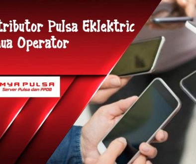 Distributor Pulsa Eklektric Semua Operator