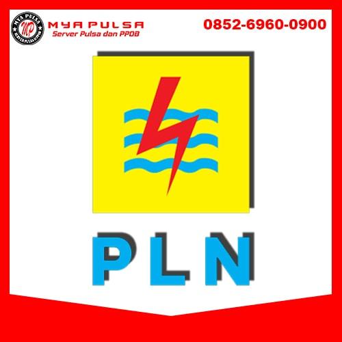 distributor token pln