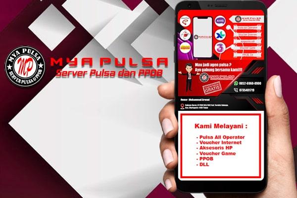 Distributor pulsa semua operator sumatra timur